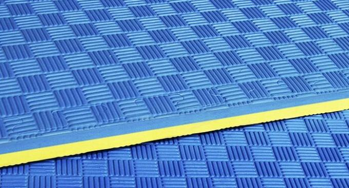 15mm-50mm EVA Floor Mat / Tatami Puzzle Mats Without Smell Shock Absorption