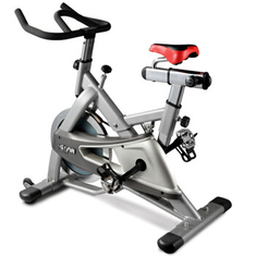 China Shock Absorption Gym Bike Equipment Work Out Bicycle With 50*100 Elliptical Tube supplier