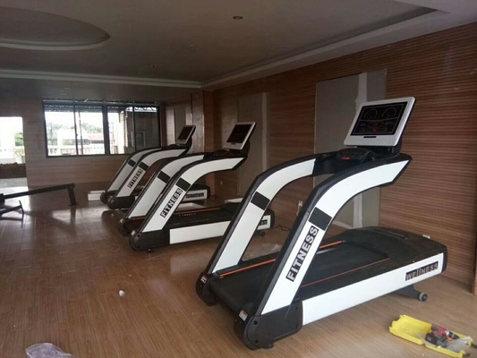 China Multipurpose Heavy Duty Treadmill Fitness Instruments For Losing Weight supplier