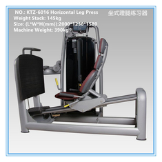 China Most Effective Aerobic Exercise Equipment Horizontal Leg Press Machine For Men supplier