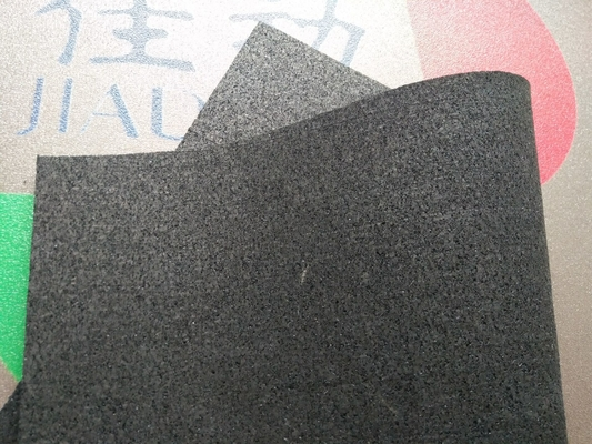 China Soundproof Carpet Underlay , Sound Deadening Underlayment For Hardwood Floors supplier