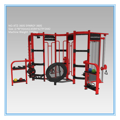 China Circuit Functional Training Equipment , 360 Exercise Machine For Fitness Club supplier