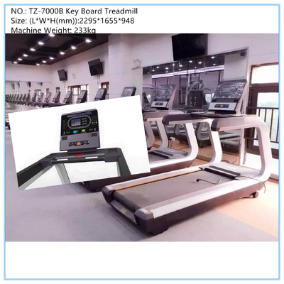 China Lifes Fitness Professional Grade Treadmill With Meadow Grain Color Running Belt supplier