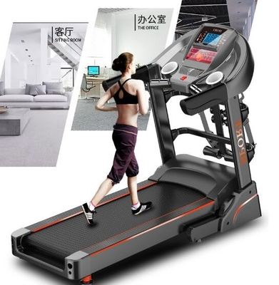 China USB Connection Commercial Grade Treadmills Fitness Apparatus Easily Folded supplier