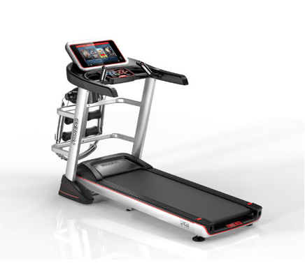 China Low Noise Commercial Grade Treadmills With Shock Absorption Humanized supplier