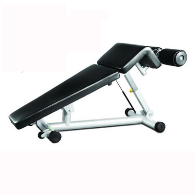 China Adjustable Decline Sit Up Bench , Multi Purpose Power Fitness Equipment distributor