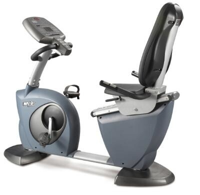 China Popular Compact Indoor Recumbent Exercise Bikes For Home Use With LED Windows distributor