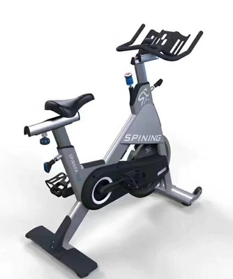 China Commercial Training  Home Gym Bike Equipment , Spinning Exercise Bike 20kg 30kg distributor