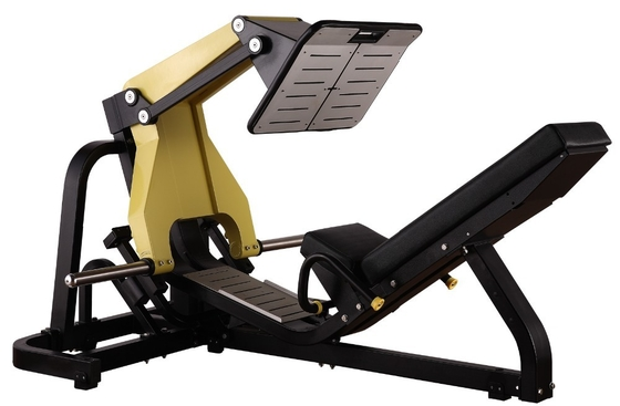 China Commercial Aerobic Exercise Equipment Hammer Strength Leg Press Machine distributor