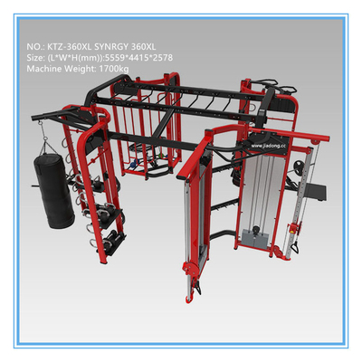 China Multi Functional Commercial Exercise Equipment For Gym Clubs CE Approved factory