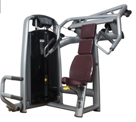 China Pro Chest Press Exercise Machine , Sports Fitness Equipment For Gaining Muscle factory